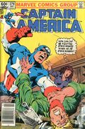 Captain America (1968 1st Series) Mark Jewelers 279BMJ