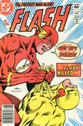 Flash (1959 1st Series DC) Mark Jewelers 324MJ