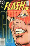 Flash (1959 1st Series DC) Mark Jewelers 348MJ