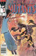 New Mutants (1983 1st Series) Mark Jewelers 27MJ