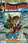 Spider-Woman (1978-1983 1st Series) Mark Jewelers 40MJ