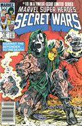 Marvel Super Heroes Secret Wars (1984) Mark Jewelers 10MJ