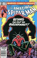 Amazing Spider-Man (1963 1st Series) Mark Jewelers 229MJ
