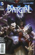 Batgirl (2011 4th Series) 21
