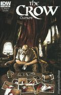 Crow Curare (2013 IDW) 1A