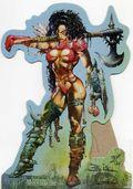 Comic Images Super Hero Standee (1994-1996) Mini Cardboard Stand-Up ITEM#9