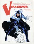 Villains: A Sourcebook for Heroes Unlimited SC (1993 Palladium Books) 1-1ST