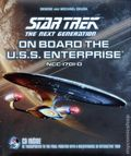Star Trek The Next Generation On Board the U.S.S. Enterprise HC (2013 Barron's) 1N-1ST