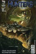 Grimm Fairy Tales Hunters Shadowlands (2013 Zenescope) 2B