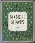 No More Shaves TPB (2003 Fantagraphics) 1-1ST