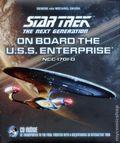 Star Trek The Next Generation On Board the U.S.S. Enterprise HC (2013 Barron's) 1-1ST