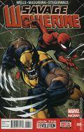 Savage Wolverine (2013) 6A