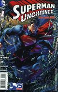 Superman Unchained (2013 DC) 1A