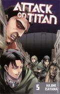 Attack on Titan GN (2012- Kodansha Digest) 5-1ST