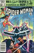 Spider-Woman (1978-1983 1st Series) Mark Jewelers 42MJ