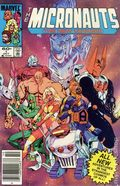 Micronauts The New Voyages (1984) 1