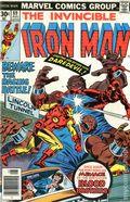 Iron Man (1968 1st Series) 30 Cent Variant 89