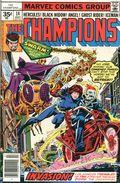 Champions (1975-1978 Marvel 1st Series) 35 Cent Variant 14