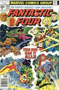 Fantastic Four (1961 1st Series) 35 Cent Variant 183