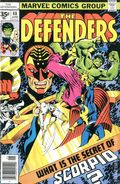 Defenders (1972 1st Series) 35 Cent Variant 48