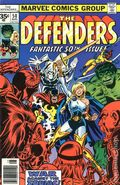 Defenders (1972 1st Series) 35 Cent Variant 50