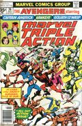 Marvel Triple Action (1972) 35 Cent Variant 36