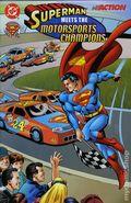 Superman Meets the Motorsports Champions (1999 DC Comics) 0