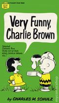 Very Funny, Charlie Brown PB (1956 Fawcett) 1-REP