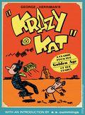 Krazy Kat HC (1969 Grosset & Dunlap) George Herriman's 1-1ST