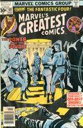 Marvel's Greatest Comics (1969) 69