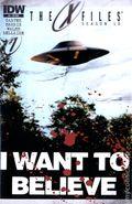 X-Files Season 10 (2013 IDW) 1RI