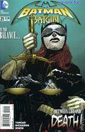 Batman and Robin (2011 2nd Series) 21