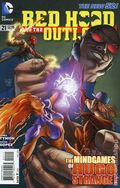 Red Hood and the Outlaws (2011) 21