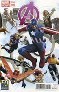 Avengers (2013 5th Series) 14B