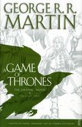 Game of Thrones HC (2012-2015 Dynamite/Bantam) A Song of Ice and Fire Graphic Novel 2-1ST