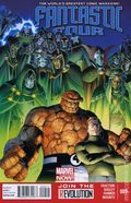 Fantastic Four (2012 4th Series) 9A