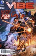 Justice League of America's Vibe (2013) 5A