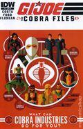GI Joe Cobra Files (2013 IDW) 3RI