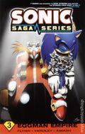Sonic Saga Series TPB (2012 Archie) 3-1ST