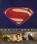 Man of Steel Inside Legendary World of Superman HC (2013) 1-1ST