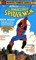 Amazing Spider-Man PB (1977-1979 Pocket Books) Marvel Comics Series 2-REP