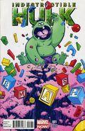 Indestructible Hulk (2012) 1G