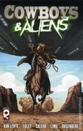 Cowboys and Aliens GN (2006 Platinum Studios) 1A-1ST