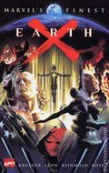 Earth X TPB (2000 Marvel) 1st Edition 1-1ST