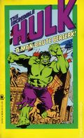 Incredible Hulk A Man-Brute Berserk PB (1991 Tor) 1-1ST