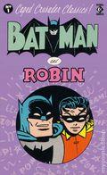 Caped Crusader Classics: Batman PB (1988-1989 Titan Books) 1-1ST