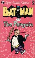 Caped Crusader Classics: Batman PB (1988-1989 Titan Books) 3-1ST