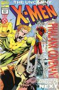 Uncanny X-Men (1963 1st Series) 317DFSIGNEDB