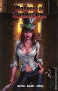 Grimm Fairy Tales Presents Madness of Wonderland TPB (2013 Zenescope) 1-1ST
