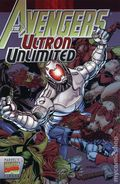 Avengers Ultron Unlimited TPB (2001 Marvel) Marvel's Finest Edition 1-1ST